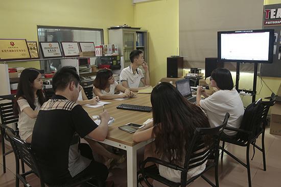 添美设计电商团队培训