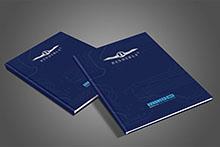 宾利智能科技画册设计